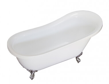 Slipper 1550 Freestanding Bath