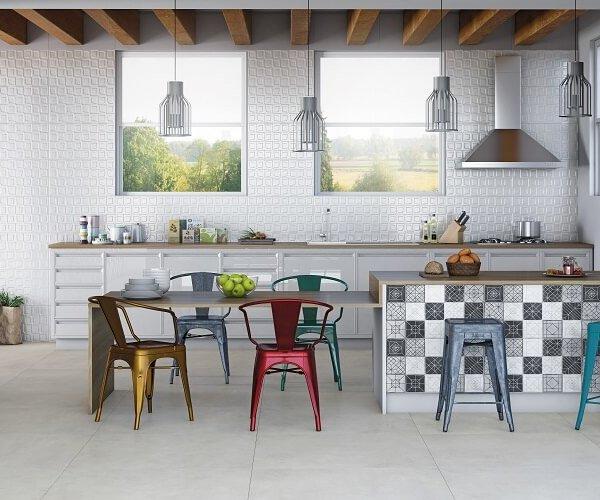 Creative Bossa ceramic tiles
