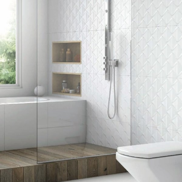 Escama bathroom tile inspiration