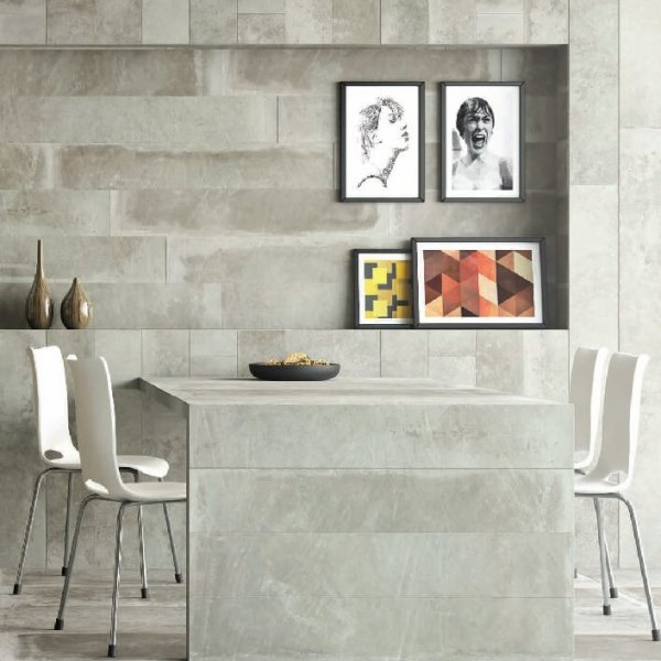 concrete kitchen tiles