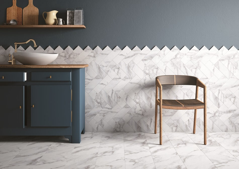 modern tiling inspiration