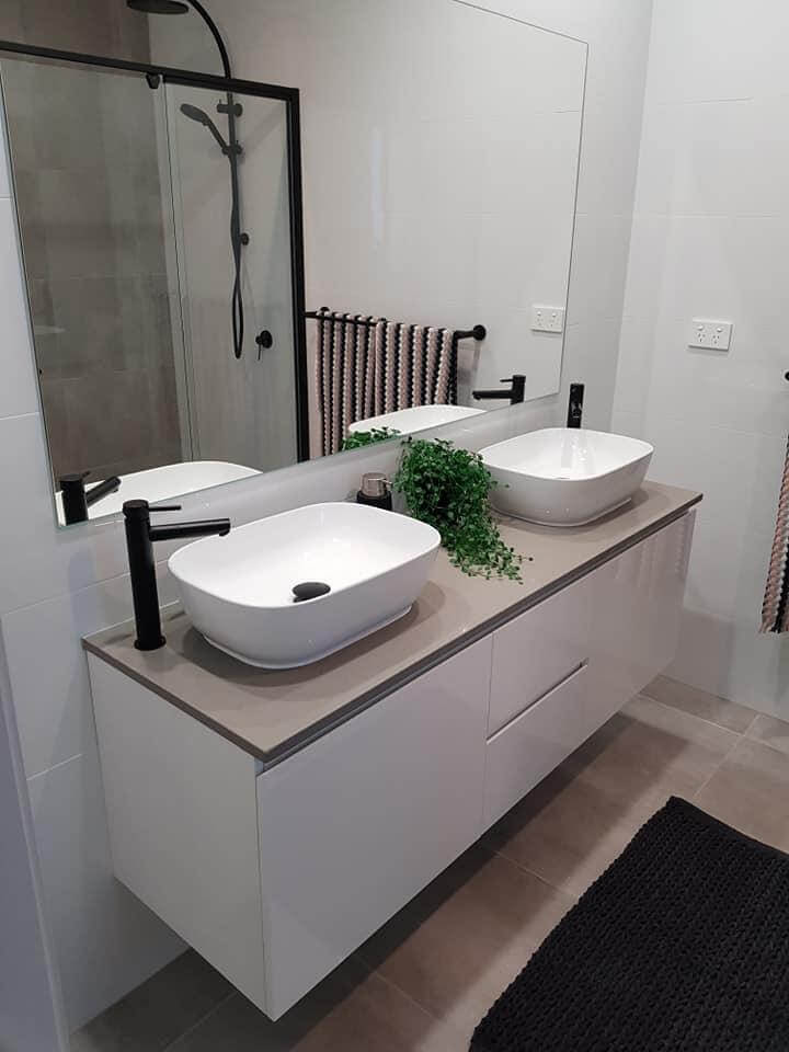 Mont Albert Semi Custom Made Vanity Collection Vanities Forme Bathroom Collection